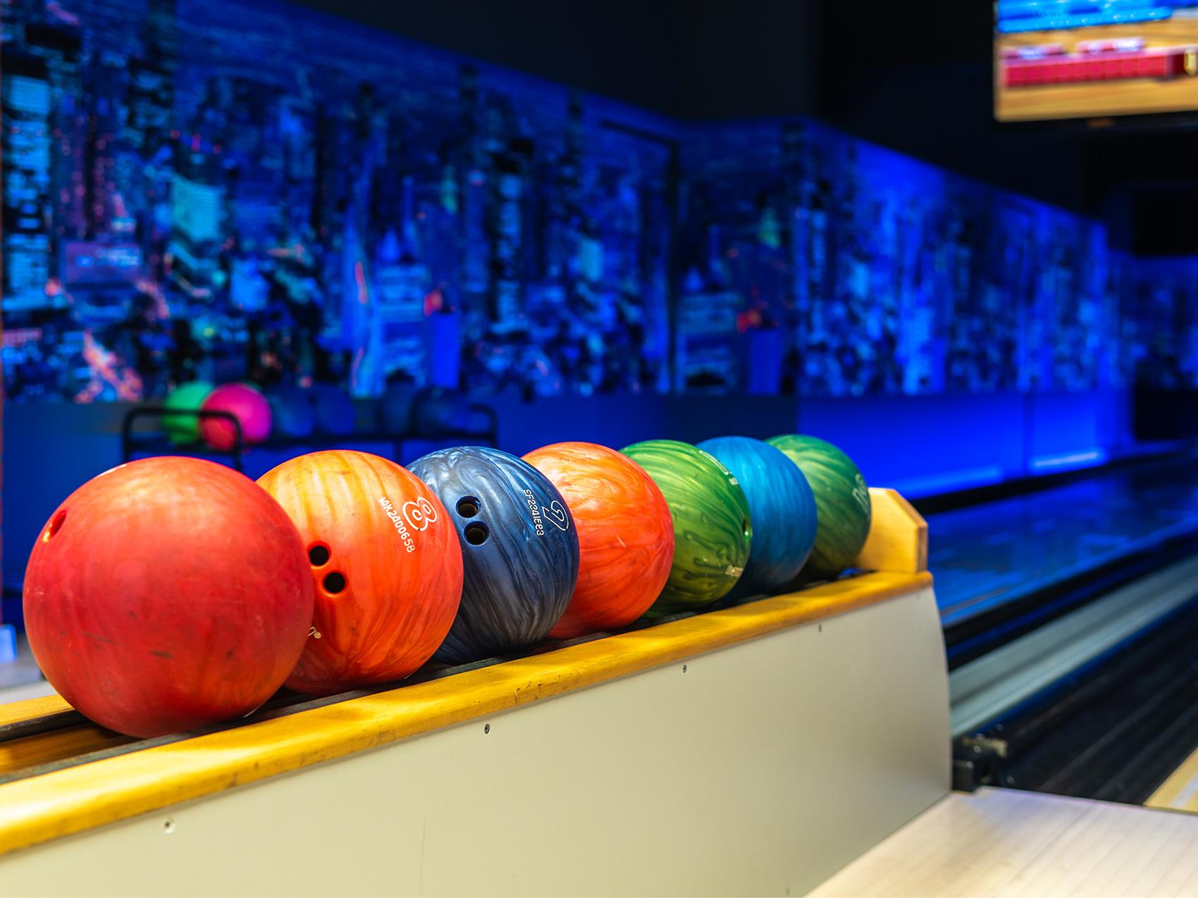 Oferta bowling Śrem